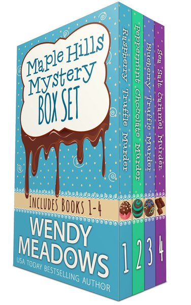 Maple Hills Mystery Box Set: Includes Books 1 - 4 by Wendy Meadows