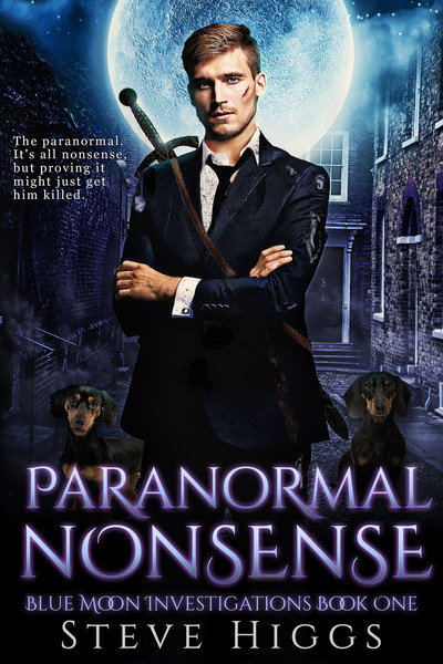 Paranormal Nonsense by steve higgs