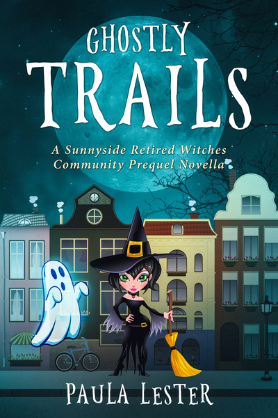 Ghostly Trails by Paula Lester