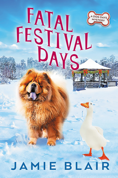 Fatal Festival Days by Jamie Blair
