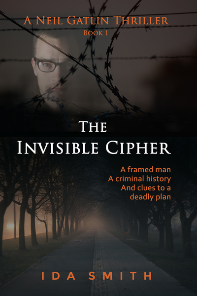 The Invisible Cipher by Ida Smith