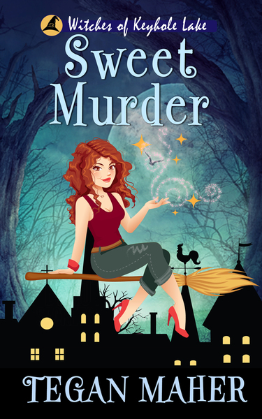Sweet Murder by Tegan Maher
