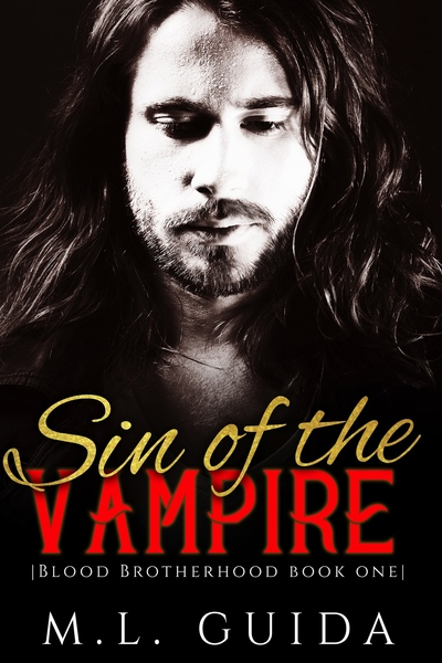 Sin of the Vampire by ML Guida