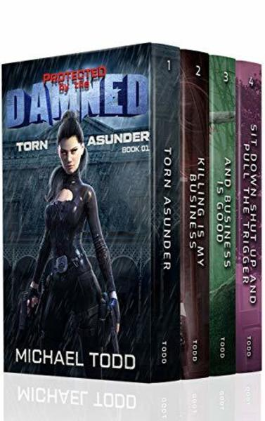 Protected by the Damned Boxed Set 1 by Michael Anderle