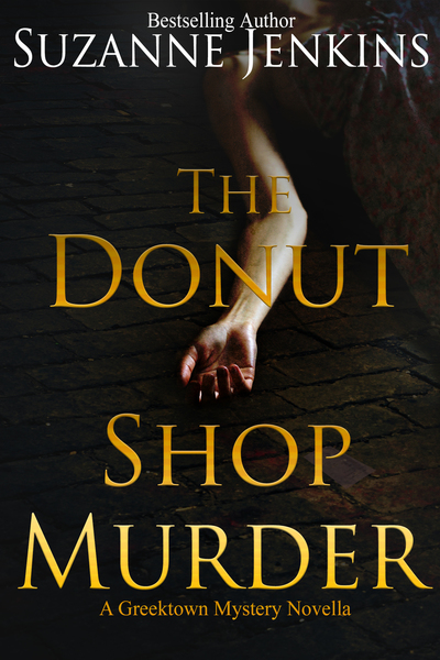 The Donut Shop Murder by Suzanne Jenkins
