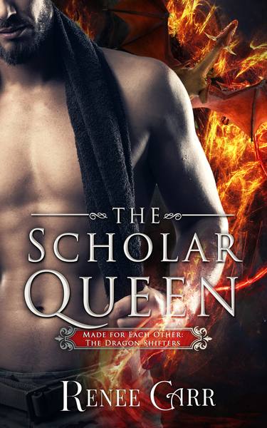 The Scholar Queen by Renee Carr