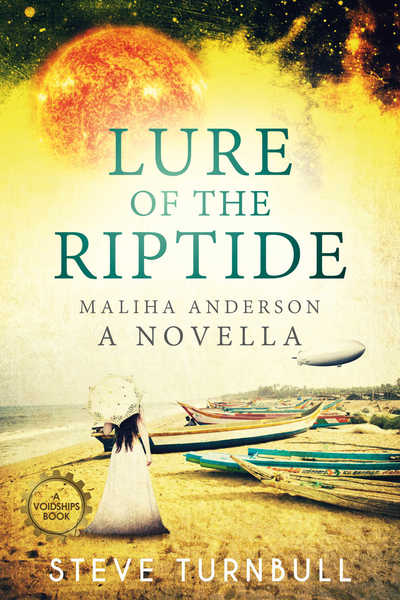 Lure of the Riptide by Steve Turnbull