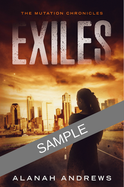 Exiles - SAMPLE by Alanah Andrews