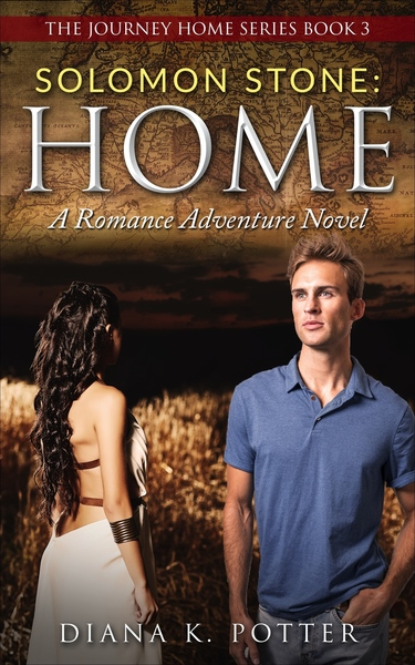 Solomon Stone: Home by Diana K Potter
