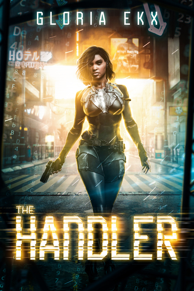 The Handler by Gloria EKX
