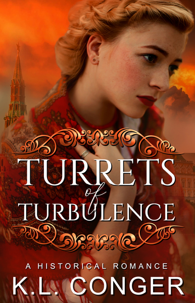 Turrets of Turbulence by K.L. Conger