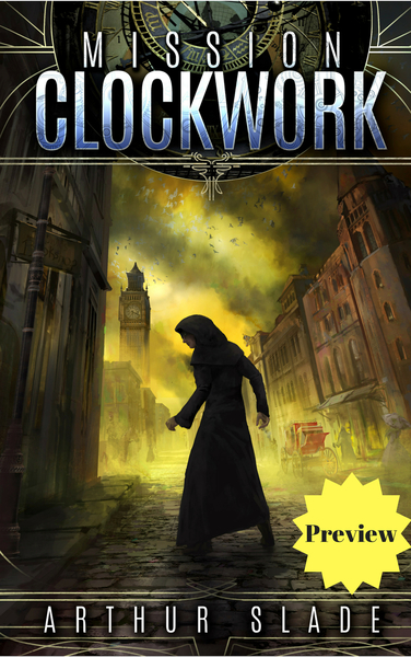 Mission Clockwork #1 (preview) by Arthur Slade