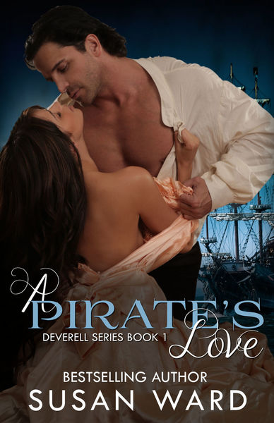 A Pirate's Love by Susan Ward