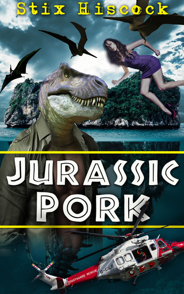Jurassic Pork by Ruby City Books
