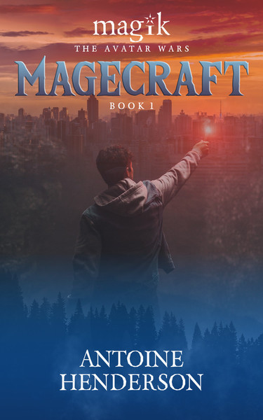 Magecraft by Antoine Henderson
