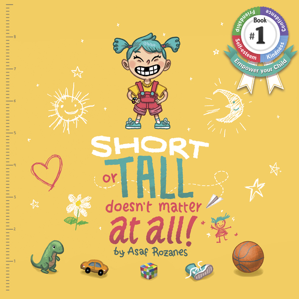 Short Or Tall Doesn't Matter At All by Asaf Rozanes