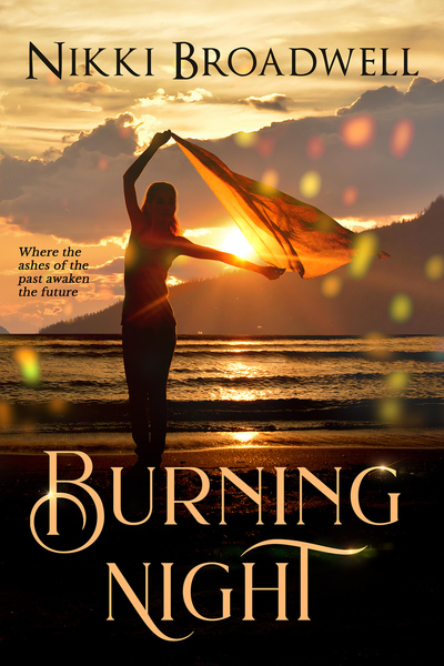 burning night by Nikki Broadwell