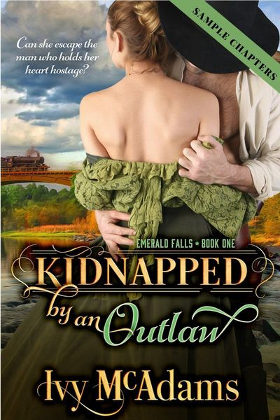 Kidnapped by an Outlaw by Ivy McAdams