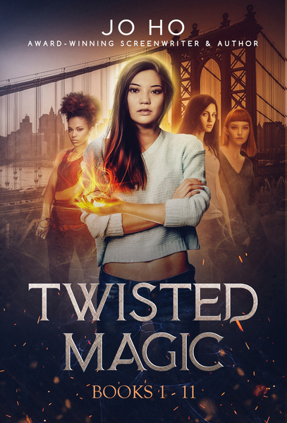 Twisted Magic 1 by Jo Ho