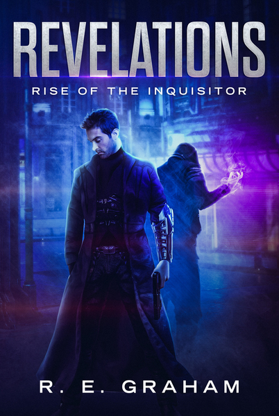 Rise of the Inquisitor by R. E. Graham