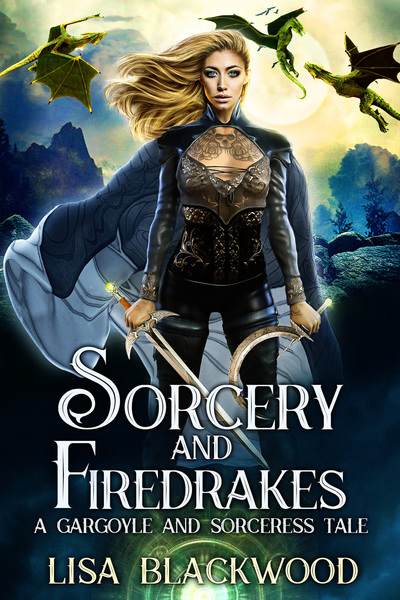 Sorcery and Firedrakes by Lisa Blackwood
