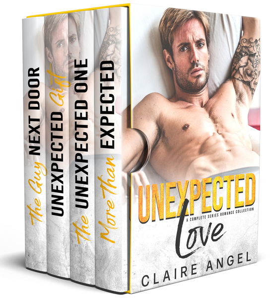 Unexpected Love: A Complete Series Romance Collection by Claire Angel