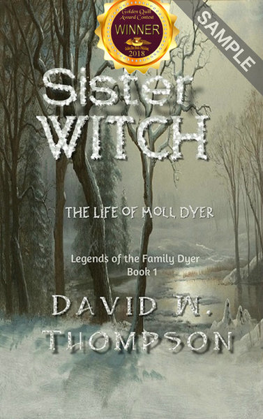 SisterWitchSample by David W. Thompson