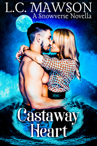 Castaway Heart: Book One by L.C. Mawson