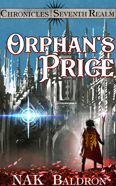 Orphan's Price by N A K  Baldron