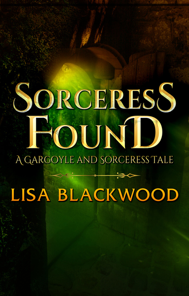 Sorceress Found by Lisa Blackwood