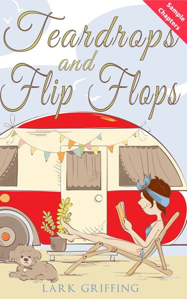 Teardrops and Flip Flops by Lark Griffing