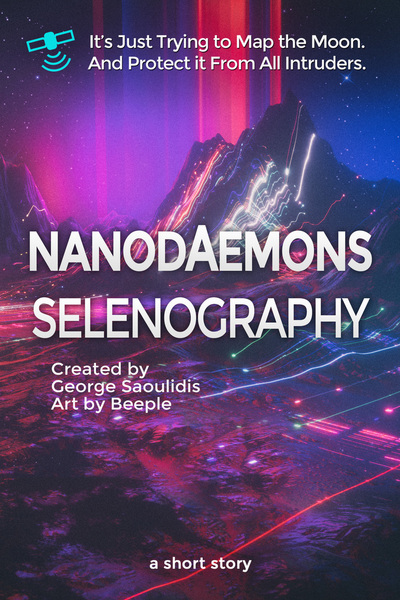 Selenography by George Saoulidis