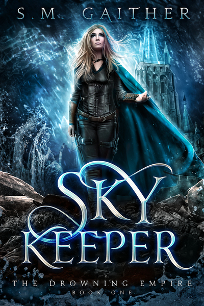 Sky Keeper ARC by S.M. Gaither