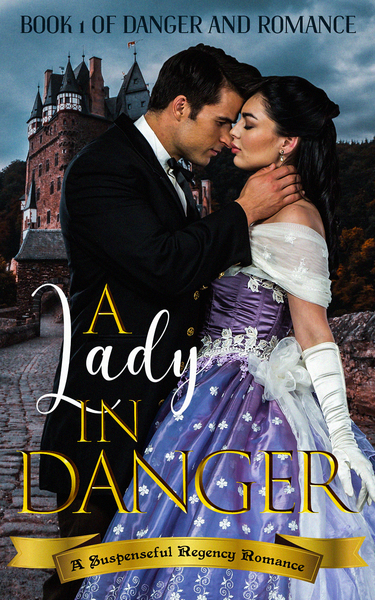 A Lady in Danger by Eliza McGrey