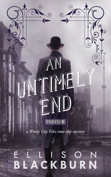An Untimely End [preview] by Ellison Blackburn