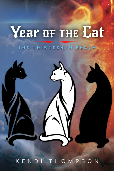 Year of the Cat: The Thirteenth Realm by Kendi Thompson
