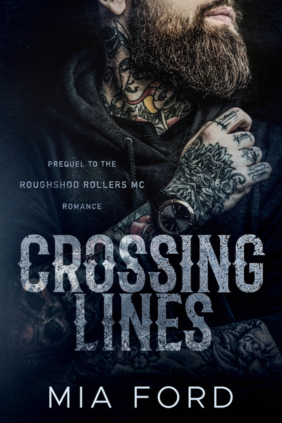 Crossing Lines by Mia Ford