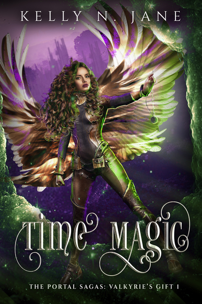 Time Magic by Kelly N. Jane