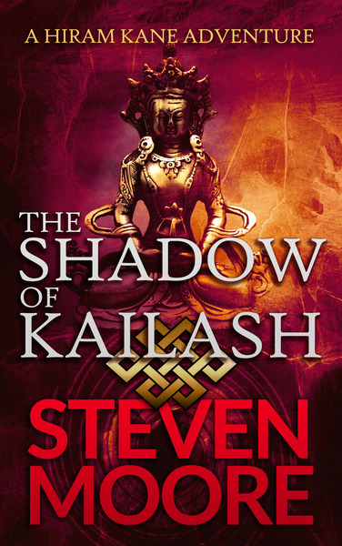 The Shadow of Kailash by Steven Moore