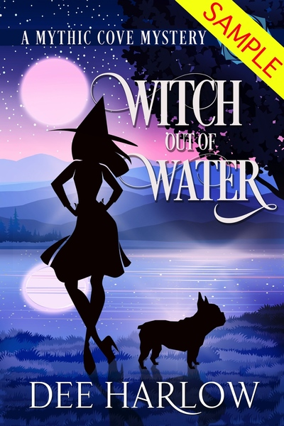 Witch Out of Water Sample by Dee Harlow