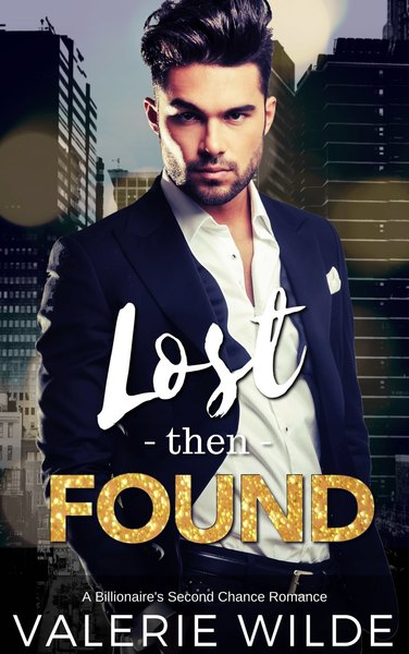 Lost then Found by Valerie Wilde