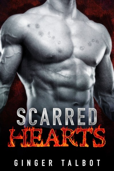 Scarred Hearts by Ginger Talbot