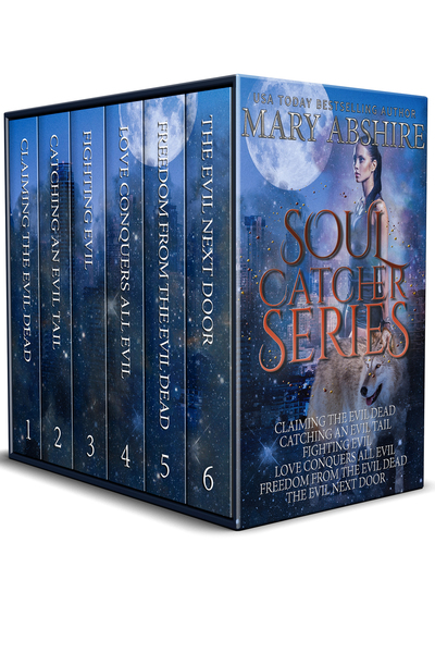 Soul Catcher series by Mary Abshire