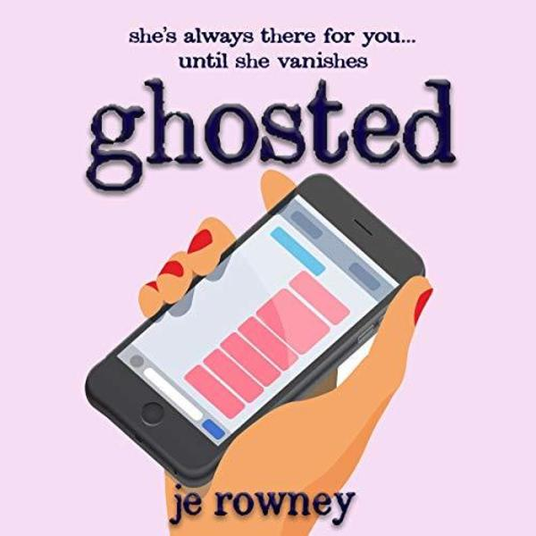 Ghosted by J.E. Rowney by J.E. Rowney