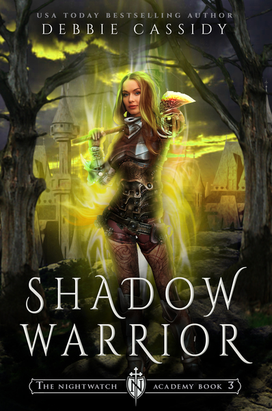 Shadow Warrior by Debbie Cassidy