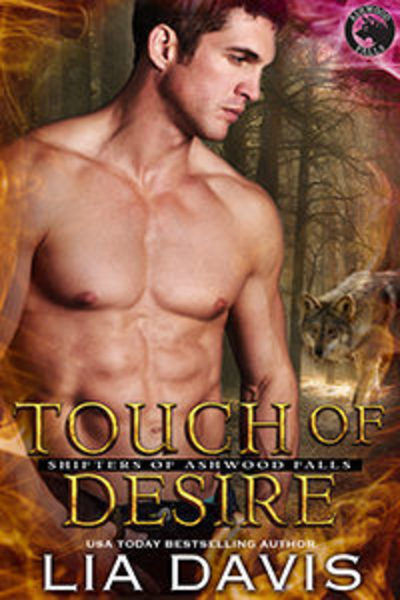 Touch of Desire by Lia Davis