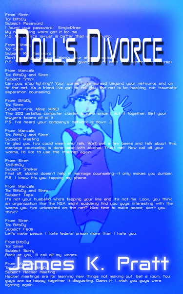 Doll's Divorce by James K. Pratt