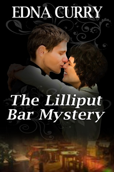 The Lilliput Bar Mystery by Edna Curry