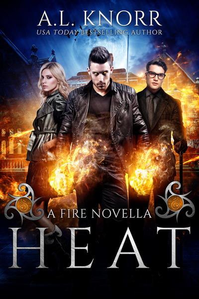 Heat by A.L. Knorr