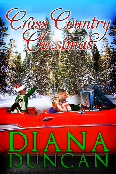 Cross Country Christmas by Diana Duncan